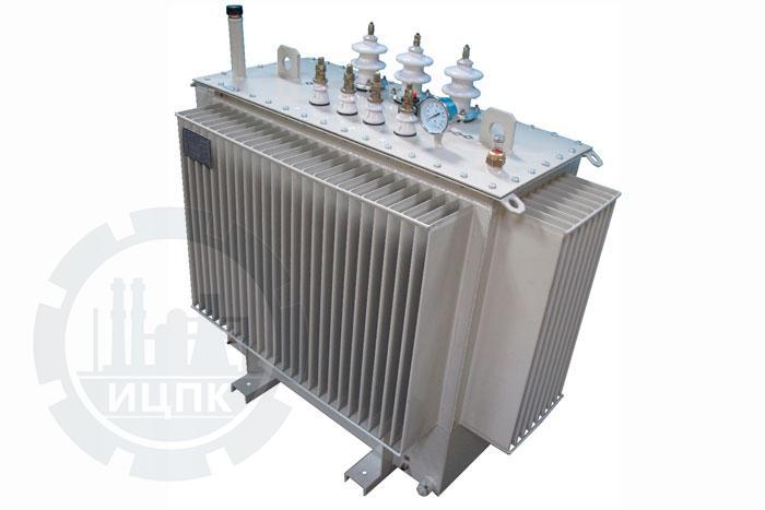 Трансформатор масляный ТМ 25-1000 кВА фото №1