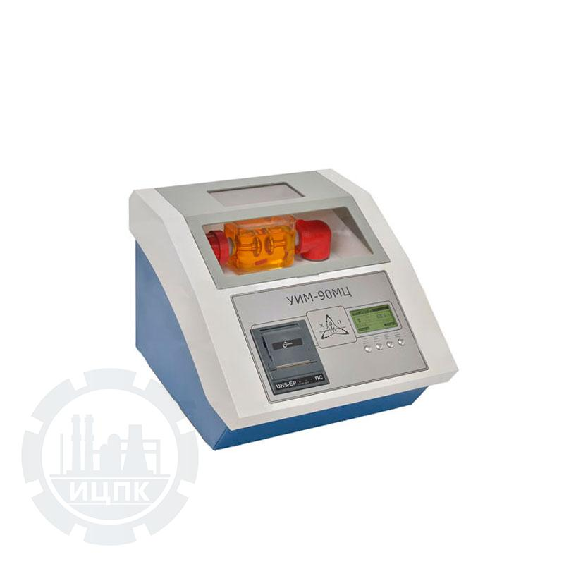 УИМ-90МЦ установка для определения пробивного напряжения масла фото №1