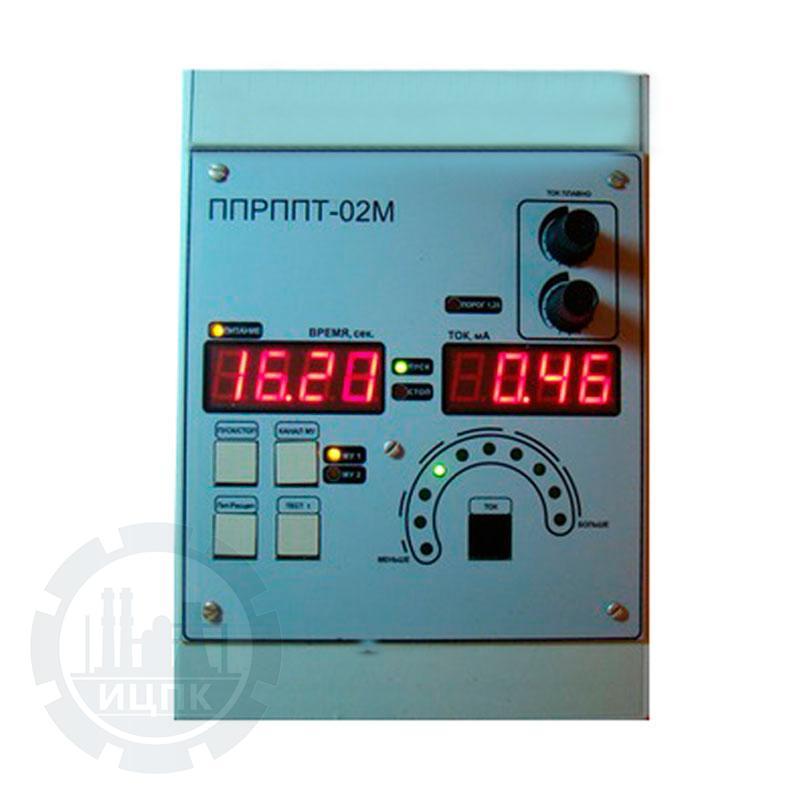 Устройство проверки работоспособности выключателей ППРППТ-02М фото №1