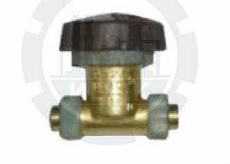 Вентиль запорный сильфонный вакуумный СК 26013-003, СК 26013-010, СК 26013-020, СК 26008-025 фото №1