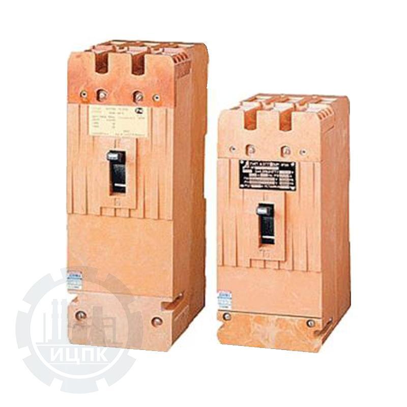 Автоматические выключатели А3718Б, А3718БХЛ3, А3718П, А3718М, А3718БР, А3718БТ3 фото №1