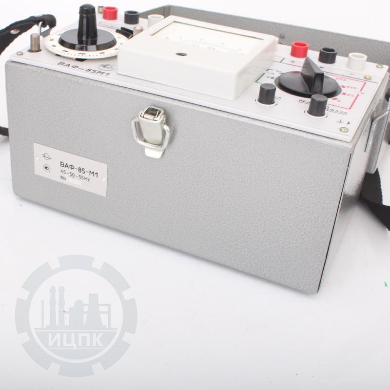 Вольтамперфазометр ВАФ-85-М1 фото №3