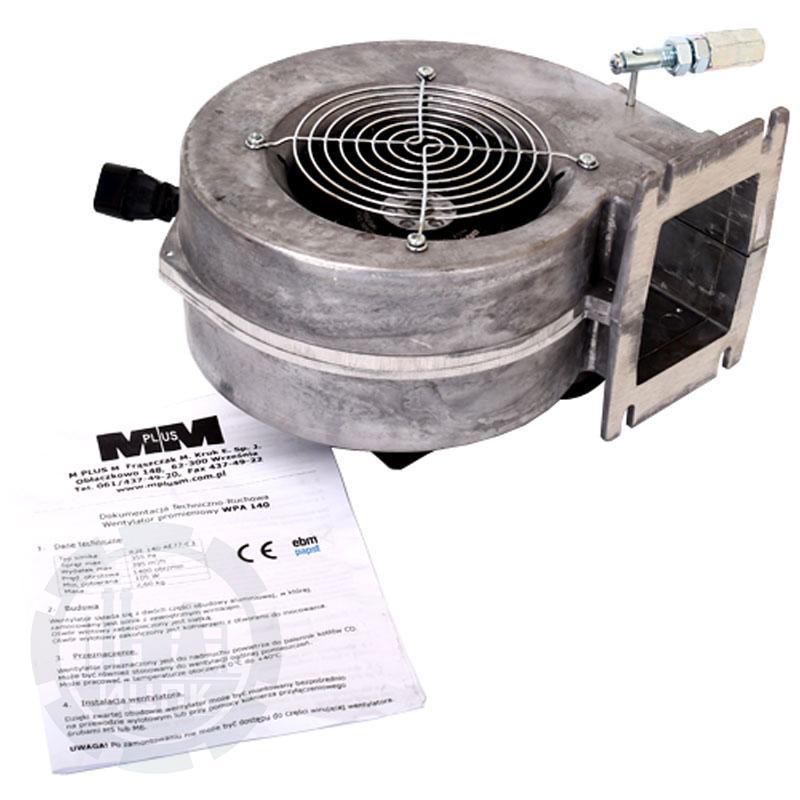 Вентиляторы WPA 140  фото №1