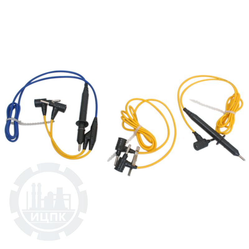 Комплект шнуров для мегаомметра ЭС0202/2-Г фото №2