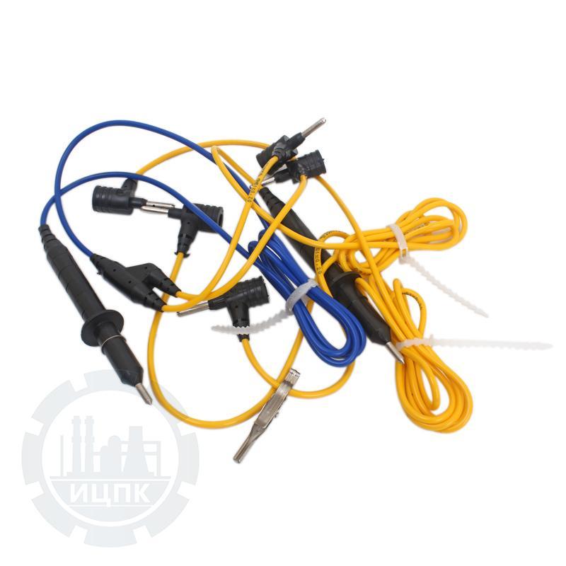 Комплект шнуров для мегаомметра ЭС0202/2-Г фото №1