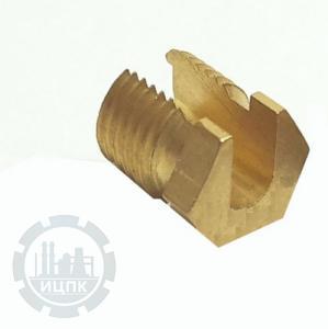 Гайка термопары разрезная код 100-068 фото 1