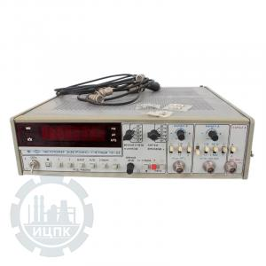 Частотомер Ч3-63 - фото