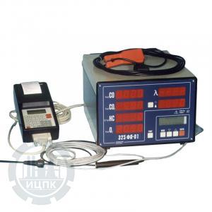 Газоанализатор 325 ФА 01 - внешний вид