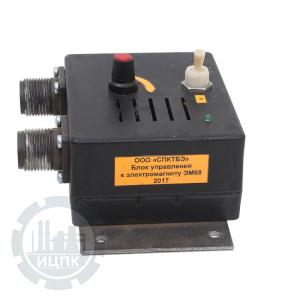 Блок управления к электромагниту ЭМ68 - фото