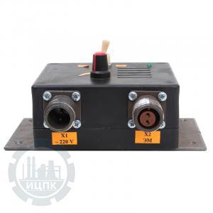 Блок управления к электромагниту ЭМ68 - вид сбоку