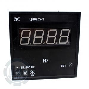 Частотомер ЦЧ0205 - фото