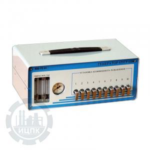 Генератор 655ГР 05 - внешний вид прибора