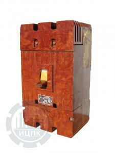Автоматический выключатель А3724 - фото