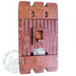 Автоматический выключатель А3793 - фото
