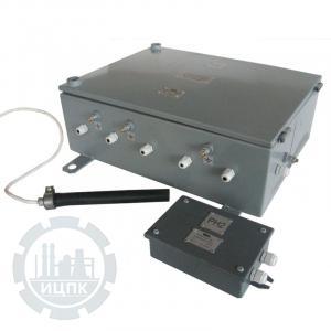 Аппаратура двухсветовой сигнализации АДС - внешний вид