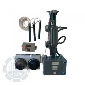 Аппаратура управления стрелками ДУС - внешний вид