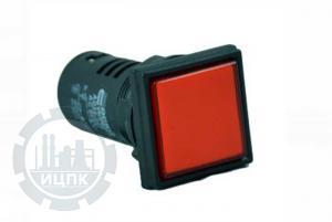 Фото арматуры светосигнальной AD22-22F красной