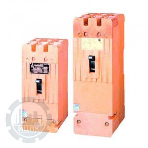 Автоматический выключатель А3715 - фото