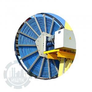 Кабельные барабаны с полимагнетическим зацеплением фото 1