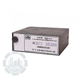 Блоки дистанционного управления БДУ-4-2 - внешний вид