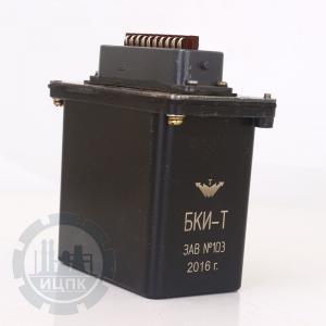 БКИ-Т блок контроля изоляции - фото №1