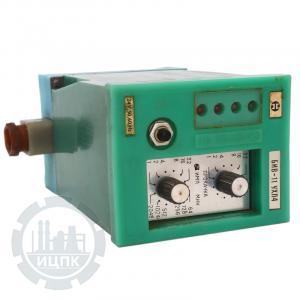Блок управления типа БиВ-11 - внешний вид устройства