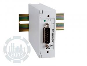 Блок преобразования сигналов термопар БПТ-22 фото 1