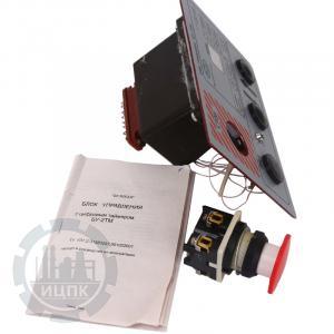 Блок управления БУ-2ТМ - общий вид устройства