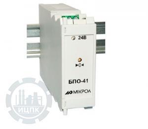 Блок преобразования сигналов термосопротивления БПО-41 фото 1