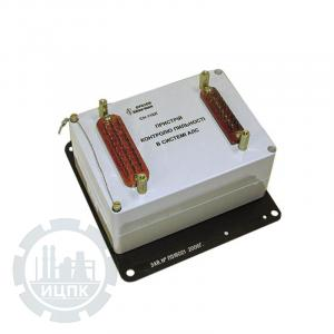 Прибор контроля бдительности СН-116Л - внешний вид