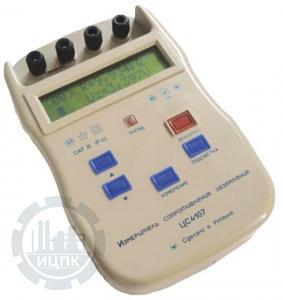 ЦС4107 Измеритель сопротивления заземления фото 1