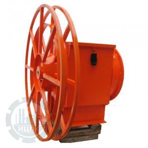 Моторные кабельные барабаны КБМ фото 1