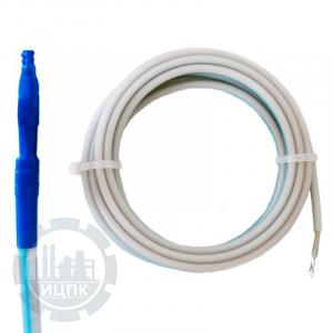 Фото датчика для терморегуляторов NTC 10kOm жесткий провод