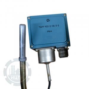 Фото датчика-реле температуры ТАМ 102-2-05-2-2