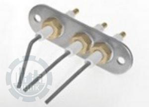 Блок электродов розжига и контроля пламени серия код 1443-640 фото 1