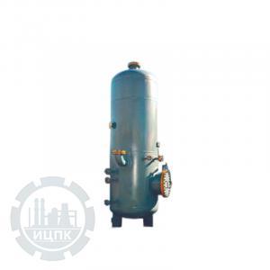 Фото емкостного стального сварного аппарата