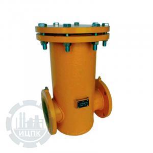 Фильтры газа типа ФГТ (ФГТ-1 и ФГТ-2) фото 1