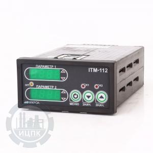 Фото 1 для ИТМ-112 двухканального микропроцессорного индикатора