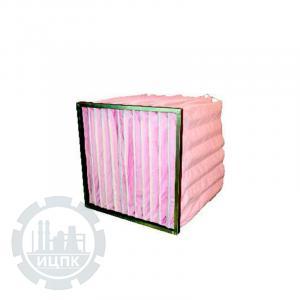 Фильтр угольно-пыльный карманный ФяК-СП - фото