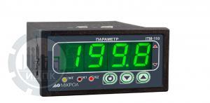Индикатор технологический микропроцессорный ИТМ-110С фото 1