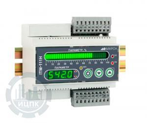 Одноканальные индикаторы на DIN-рейку ИТМ-111Н  фото 1