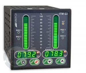 Индикатор технологический микропроцессорный ИТМ-22 фото 1