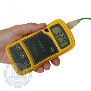 Переносной измеритель температуры и влажности ИТП-3