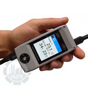 Переносной измеритель температуры и влажности ИТП-5