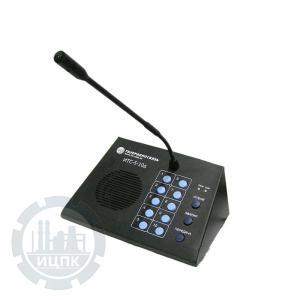 Пульт громкоговорящей избирательной связи ИТС-5-10д