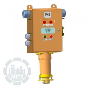 Аппарат для ручного управления нагрузкой КАН-Р