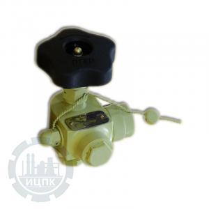 Клапан дроссельный без регулятора ДК-4-1 - фото
