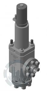 Клапан предохранительный УФ 53051, УФ 53070, УФ 53085, УФ 55178 фото 1