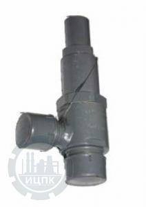 Клапан предохранительный УФ 55115-015, УФ 55115-025 фото 1