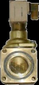 Клапан вакуумно-компрессионный с электромагнитным приводом КИАРМ 96002.050-04 фото 1